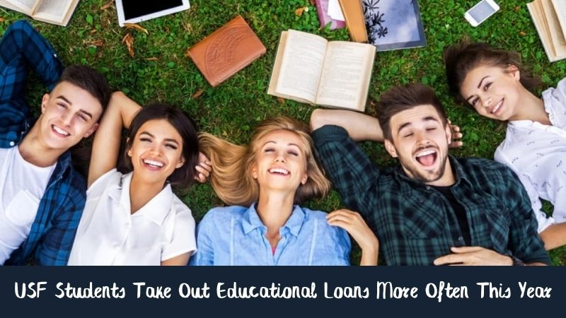 USF Students Take Out Educational Loans More Often This Year